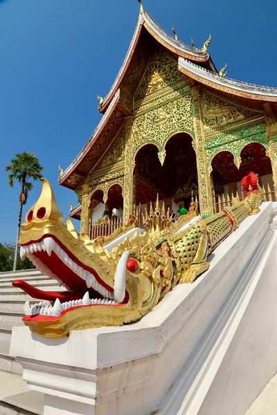 Wat Haw Pha Bang - Luang Prabang, Laos