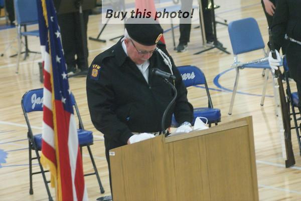 BBE Veterans Day program 11-11