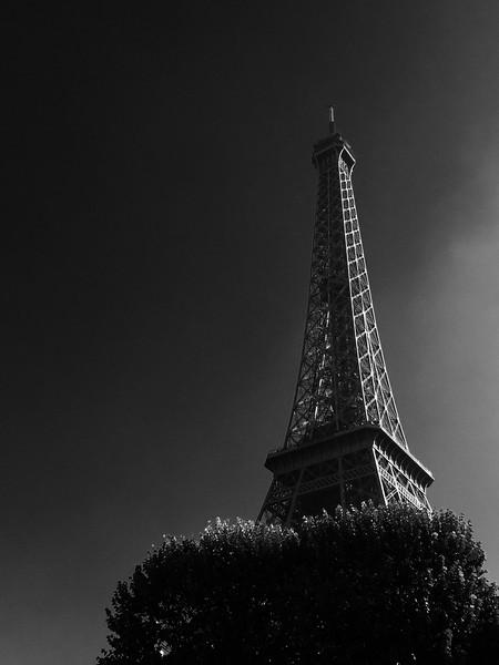 Tour Eiffel, Champ de Mars, Paris, France