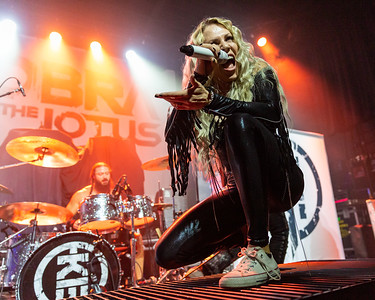 Kobra and the Lotus at Delmar Hall 9/19/19