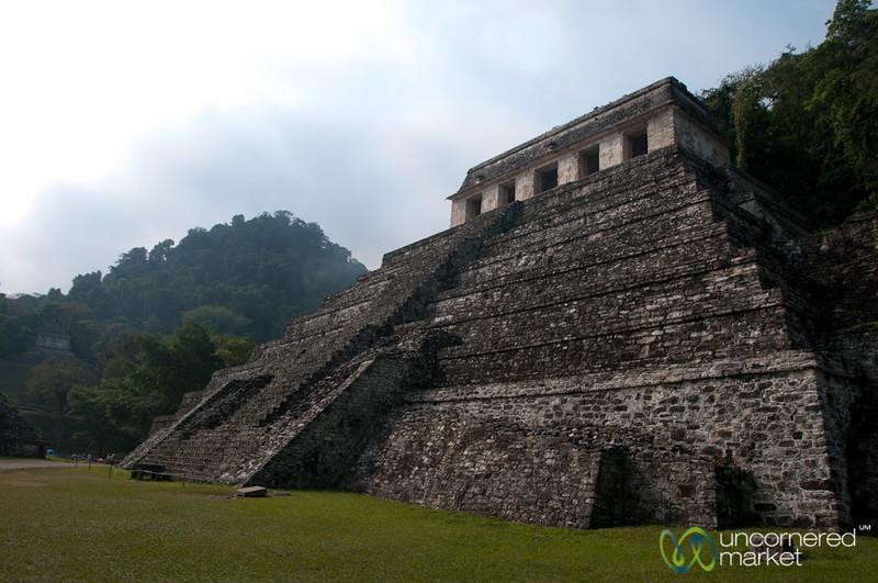Palenque, Temple of the Inscriptions - Chiapas, Mexico
