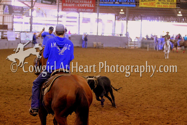 #14 SLIDE TEAM ROPING ROUND TWO 11-10-13