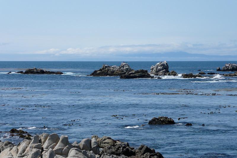 17-Mile Drive. Monterey