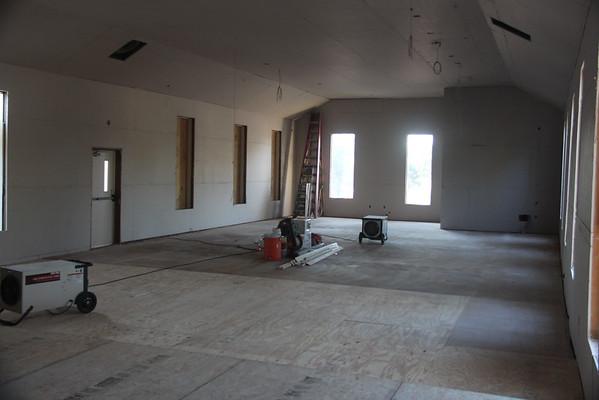9.21.14 Cahill Sanctuary Construction