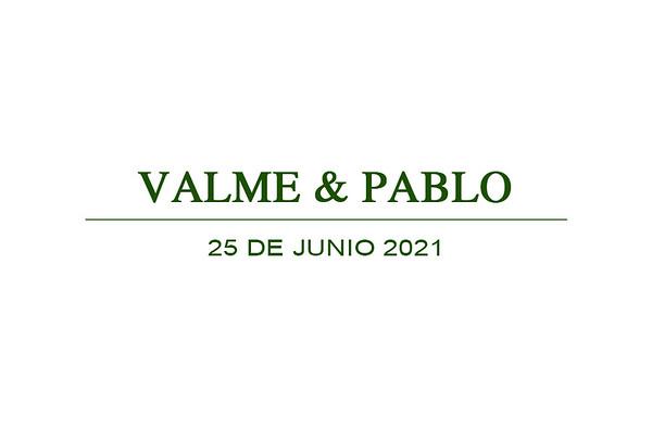 Valme & Pablo - 25 junio 2021