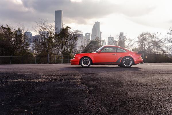 Nathan Vosburg Kremer Porsche 930