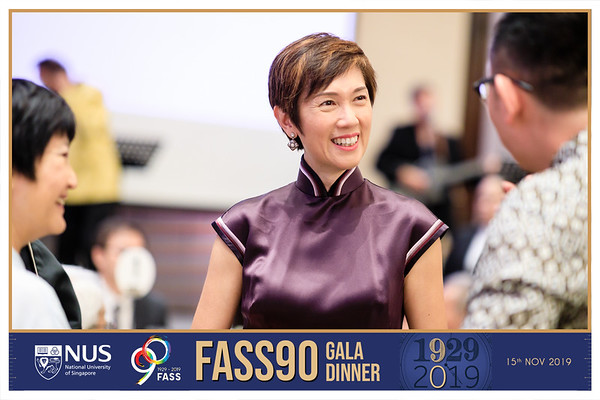 NUS FASS 90th Anniversary Gala Dinner (Roving Photography)