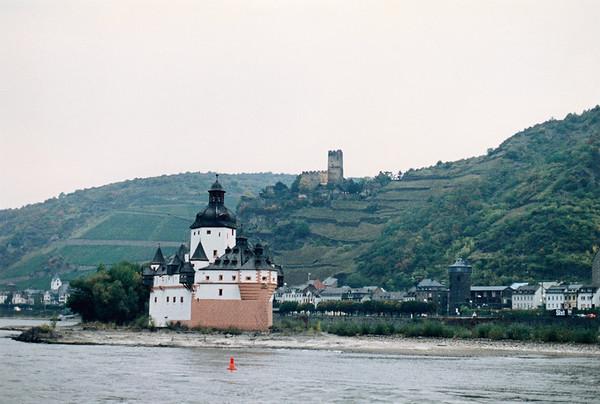 Day 03 - Rhein Cruise to Koblenz