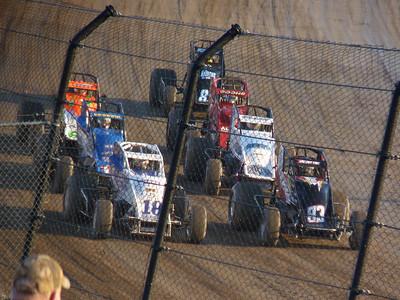USAC Sprint Cars @ Eldora Speedway - 19 Apr. '14