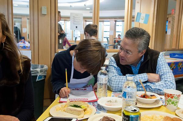 Grade 2 Cafe November 2014