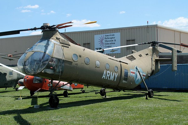 American Helicopter Museum - West Chester, PA