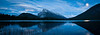 """Celebrations I"", Canada Day at Vermilion Lakes, Banff National Park."