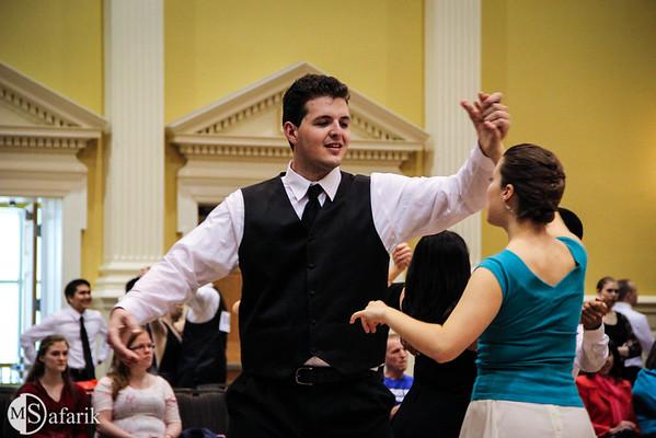 UVA Ballroom Dance - Bam Jam 2014