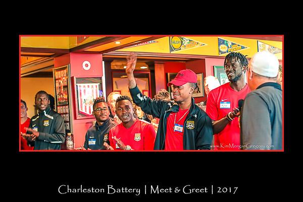 Charleston BATTERY | Meet & Greet | 2017