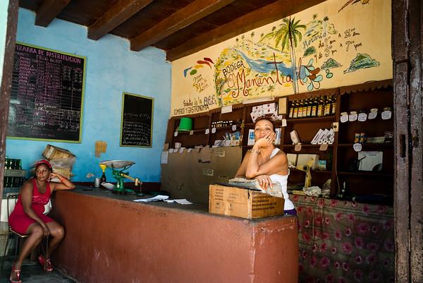 Cuba's People & Places