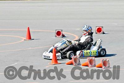 SCCA-CPR - Autocross,   Sunday,  July 12,2009