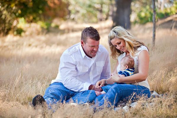 Michelle & Ryan Family/Engagement
