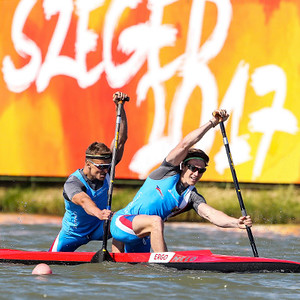 ICF Canoe Kayak Sprint World Cup Szeged 2017
