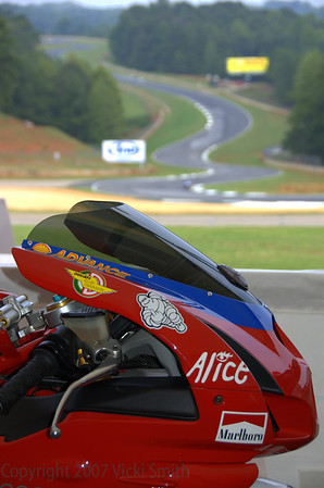 Ducati Superbike Concorso - Road Atlanta 2007