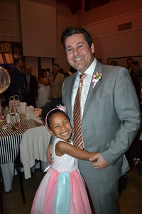 Holy Family Hosts Father-Daughter Dance