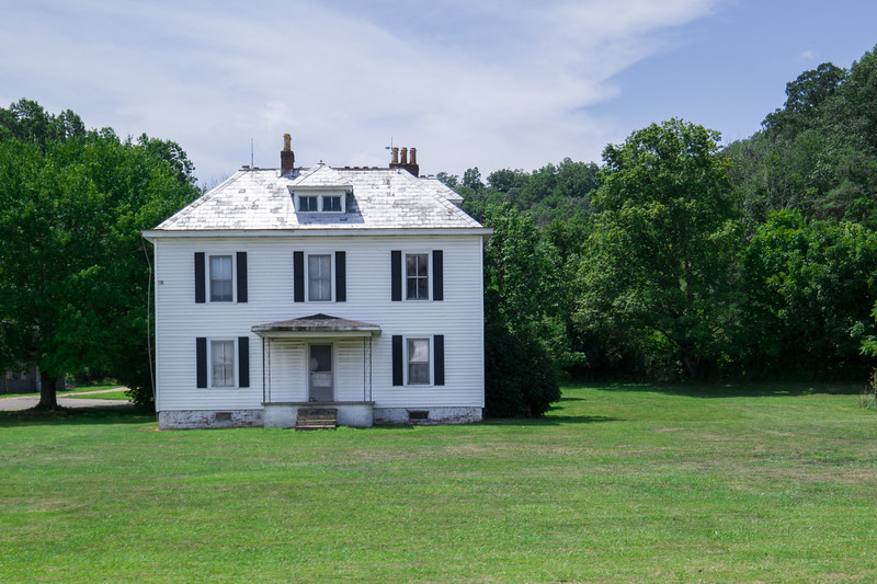 Western WV, US-35 Farm House