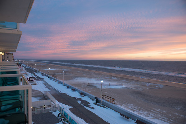 Ocean City January 2014