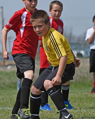 GDU Soccer - Spring 2015