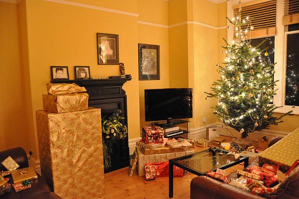 Christmas Day 25/12/09