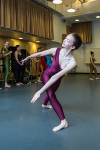 The Rehearsal - 2014 Colburn Spring Dance Theater
