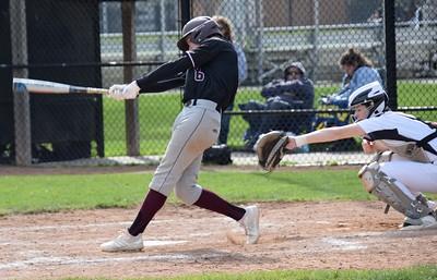 HS Sports - Southgate at Edsel Ford Baseball 19
