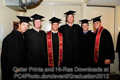Graduation 2012 - Processional