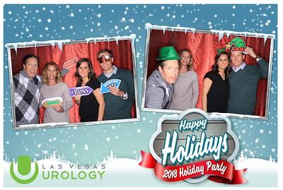 Las Vegas Urology Holiday Party 2018