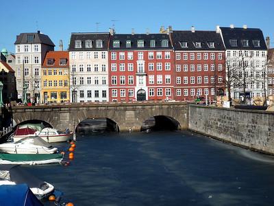 Copenhagen, Denmark - March 2011
