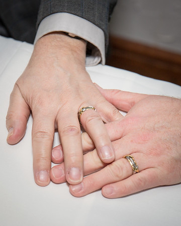 Wedding: David & David