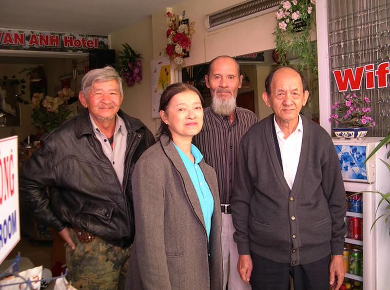 Dương Quang Phước, Nguyên Nhung, Mạch Sĩ,  thầy An