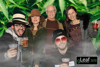 gLeaf Medical Cannabis Employee Celebration