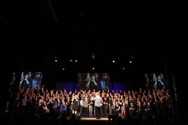 2012 Good Friday - Choir