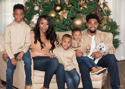 Chris Clark & Family 2020 Xmas Shoot