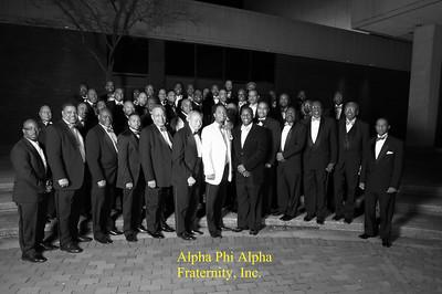 Alpha Phi Alpha Winter Formal 2011