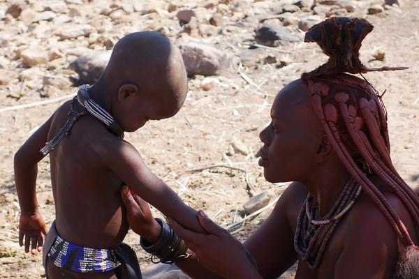 Namibia - People