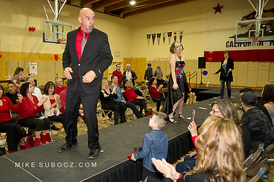 Go Red Strut Fashion Show Feb 2nd 2018