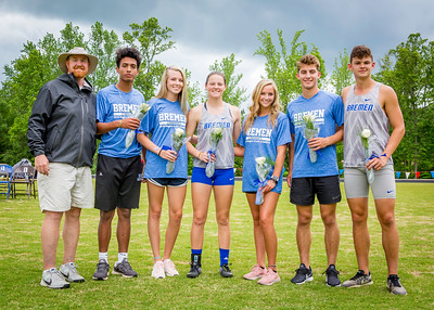 2019 Track Seniors