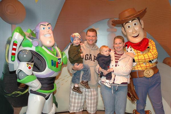 Disney December 2008