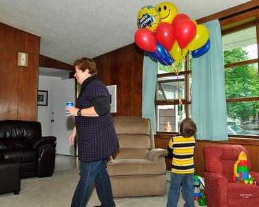 Joshua's Birthday 2011
