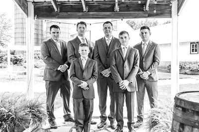 Men Before Wedding