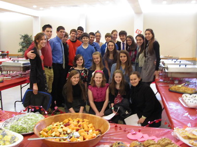 Community Life - Valentine Brunch - February 20, 2011