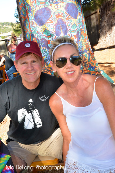 John Thornton and Tracy Carney
