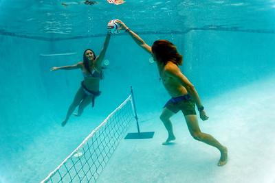 Underwater Pool Shoot 4/7/2015