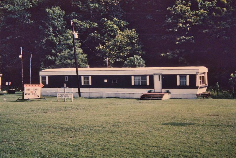 Whitesburg SDA Church, membership 18