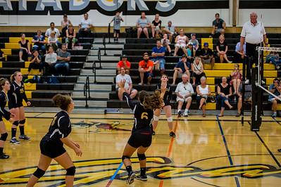 170905 GHS Freshman Volleyball (California)